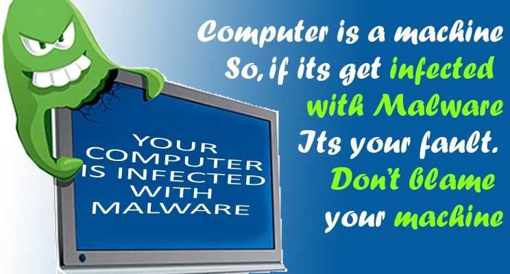 Malware infection