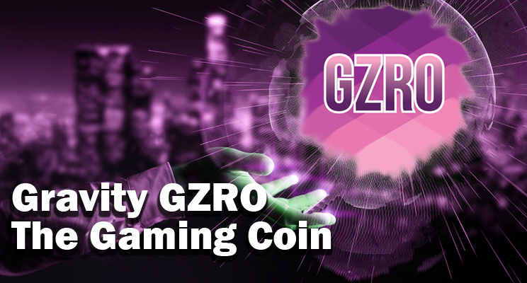 Gravity GZRO - The Gaming Coin