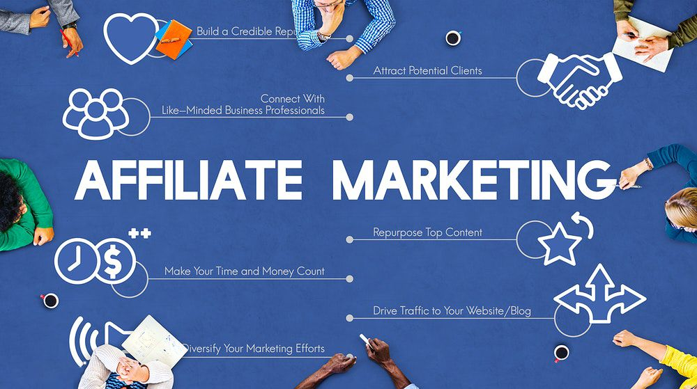 Affiliate Marketing refers to a method of promoting the product of other peoples for earning the commission, & if someone buys the product from your unique link you get a commission.