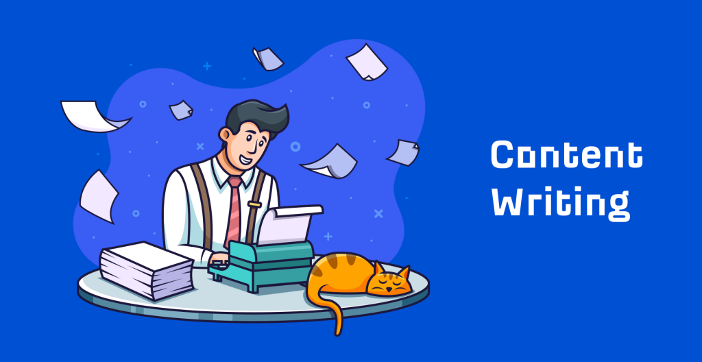 Content writing is a skill based career.