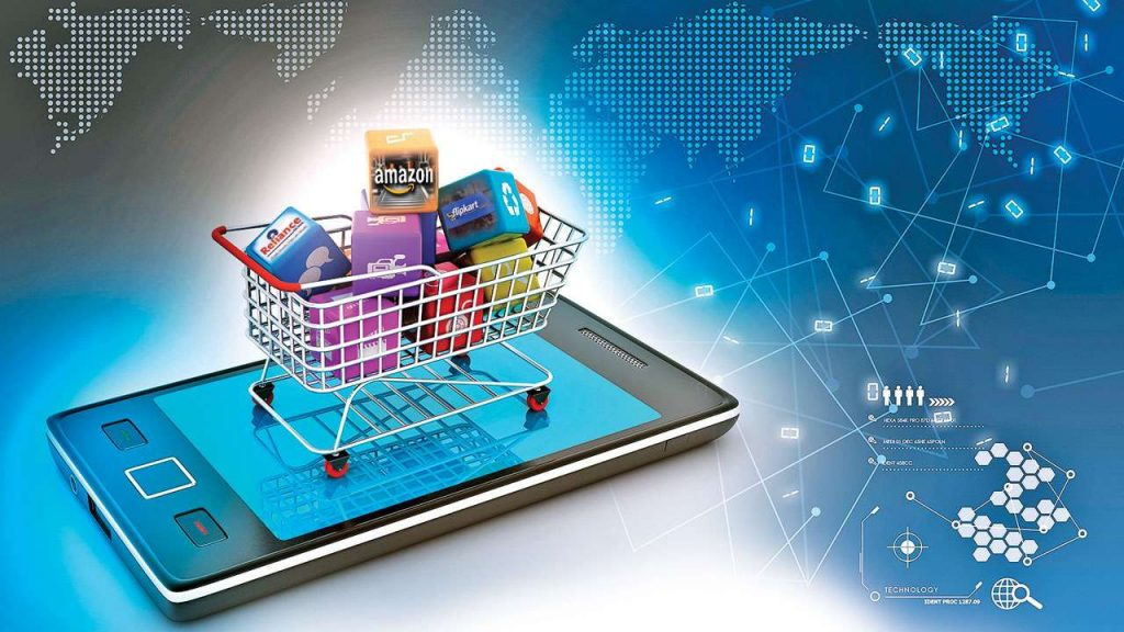 Ecommerce, also known as electronic commerce or internet commerce, refers to the buying and selling of goods or services using the internet.